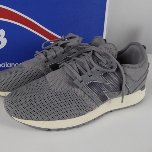 New Balance Suede 24/7 Bootie Sneakers Shoes NIB